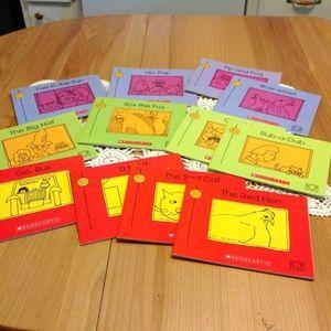Bob Books Set 2, Volumes 1-12